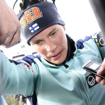 Matti Heikkinen murtui haastattelussa – kertoi uransa päättymisestä