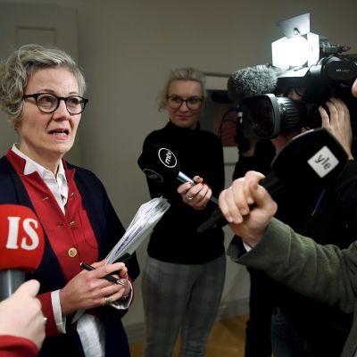 riksförlikningsman Vuokko Piekkala