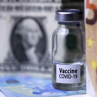 Det behövs mycket pengar för covid-19-vaccinet