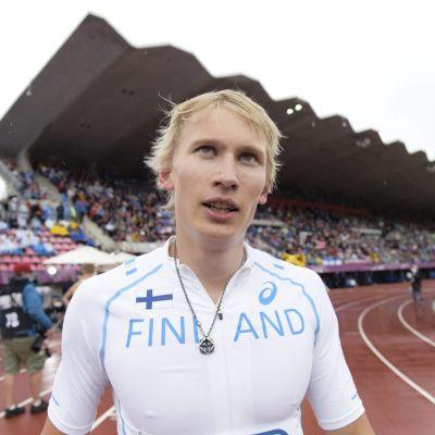 Samuli Samuelsson, Sverigekampen 2016.