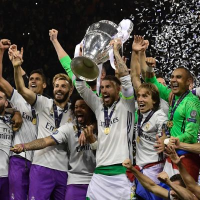 Real Madrid, Champions League 2017.