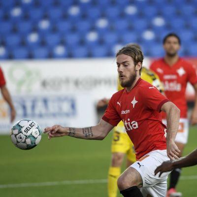 Luis Henrique, HIFK