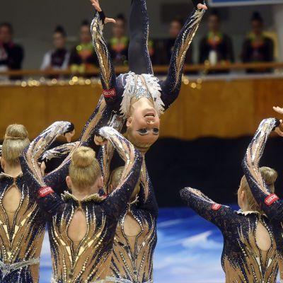 Minetit i internationella tävlingar i Helsingfors i maj 2019.