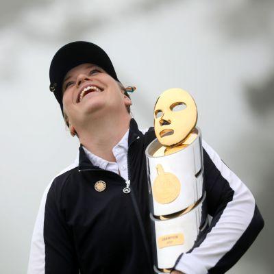 Matilda Castren vann en LPGA-tävling i golf.