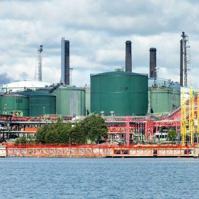 Nesteen öljyjalostamo, Sköldvik, Porvoo