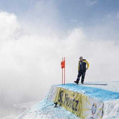 Alpint, dimma.
