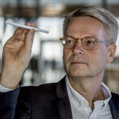 Huhtamäki Oy:n toimitusjohtaja Jukka Moisio