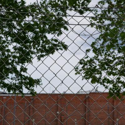 Fängelsemurar