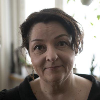 Tutkija Tuija Saresman henkilökuva.