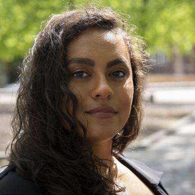 Jasmine Kelekay, Svenska Ylen Litteraturpris 2021 jury.