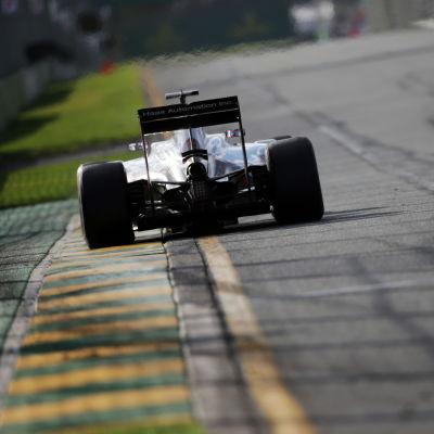 Romain Grosjean, Australiens GP 2016.