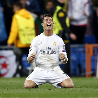 Cristiano Ronaldo, Real Madrid, 2016.