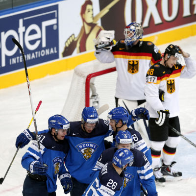 Finlands ishockeylejon