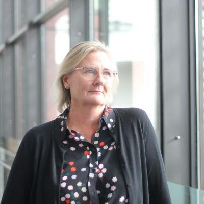 Laila Andersson, rektor och vd för yrkesinstitutet Prakticum.