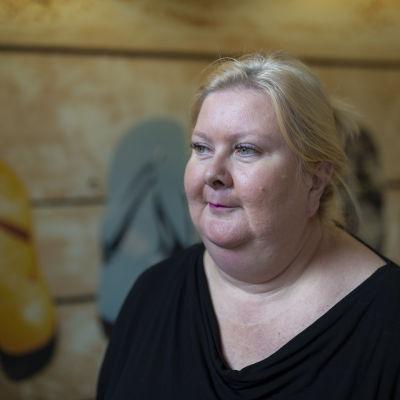 Tjäreborg Suomen johtaja Jessica Virtanen.