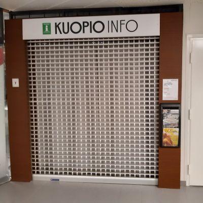 Kuopio Info kauppakeskus Apajassa