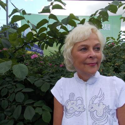 Harriet Klar-Kristola.