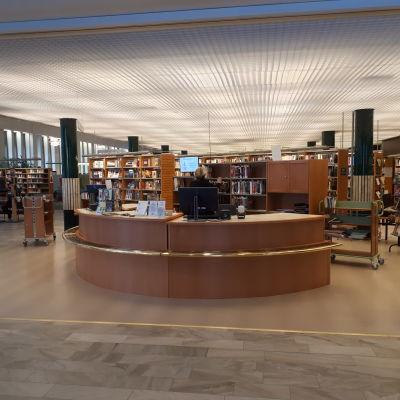 Biblioteket i Jakobstad