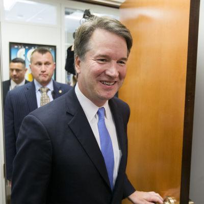 Brett Kavanaugh, kandidat till posten som domare i USA:s högsta domstol.