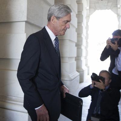 En bild på Robert Mueller