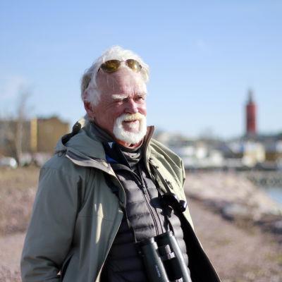 Porträttbild på Mikael Kilpi.