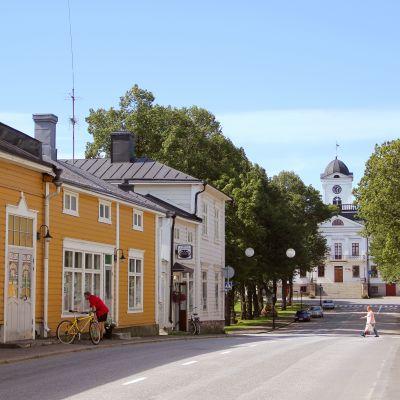 Kristinestad.