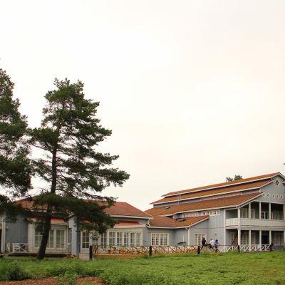 Villa Elba i Karleby.