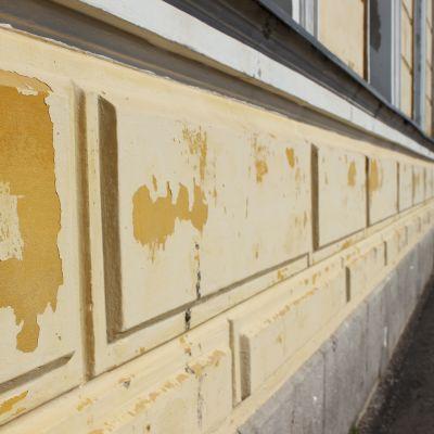 borgå gymnasiums fasad