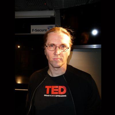 F-secures forskningschef Mikko Hyppönen