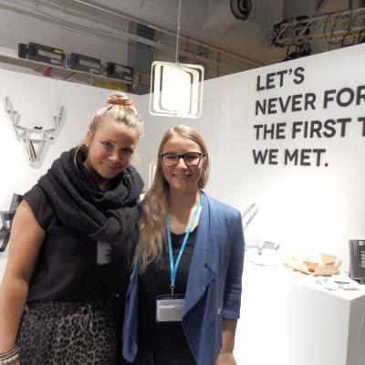 Bette och Cilla Eklund