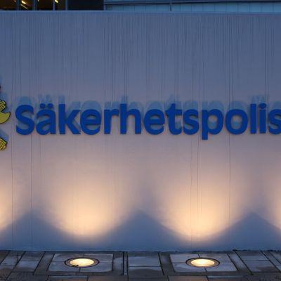 Ruotsin turvallisuuspoliisi Säpo