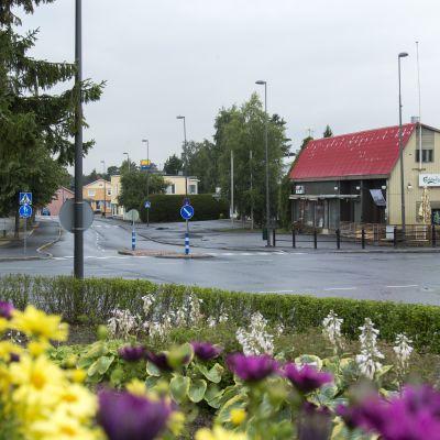 Alajärvi, kaupungin keskusta