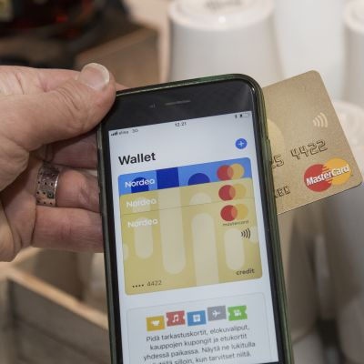 Apple Pay mobiilimaksaminen