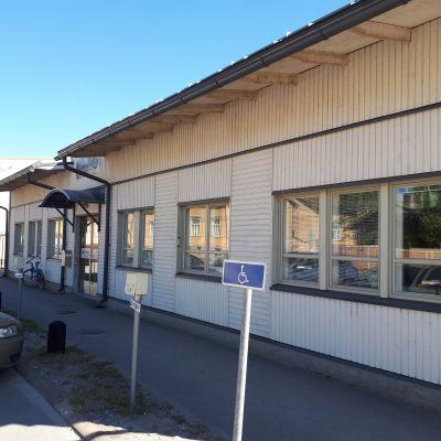 Kårkullas nuvarande dagcenterutrymmen på Jakobsgatan skall renoveras