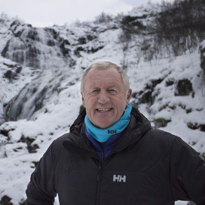 Junaseikkailija Chris Tarrant saapuu dokumenttisarjan uusissa jaksoissa Suomen Lappiin.