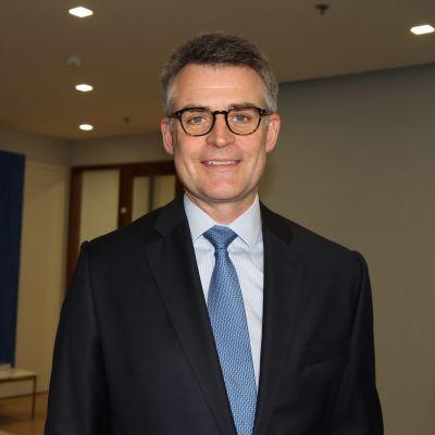 Kone toimitusjohtaja Henrik Ehrnrooth