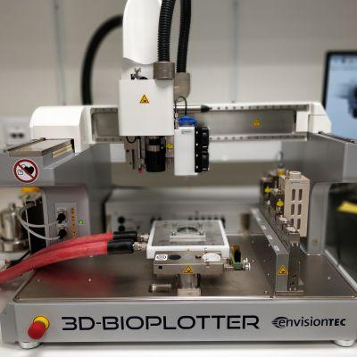 3D-biotulostin