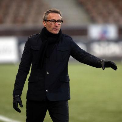 Sixten Boström, HJK, april 2014.
