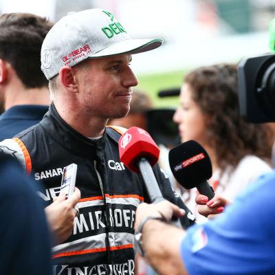 Nico Hülkenberg kör F1.
