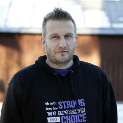Conny Karlsson i Sportmåndag 29.2.2016.