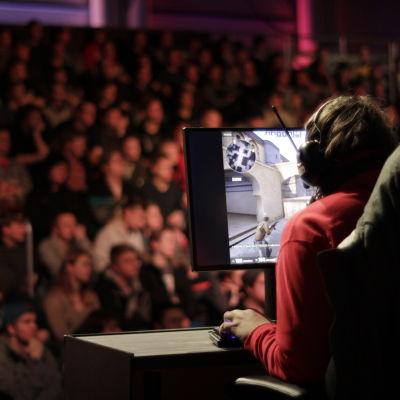 Täysi katsomo seurasi Assembly Winter 2015 CS:GO-turnausta läpi tapahtuman