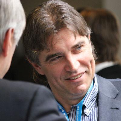 FF Jaros chefstränare Alexei Eremenko