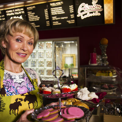 Ainon kahvila avaa ovet Ravintolapäivänä 17.5.2014