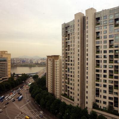gangnam-distriktet hör till seouls förnämsta