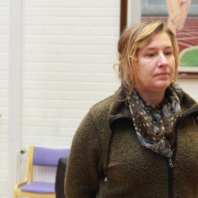 Vörås kommundirektör Christina Båssar