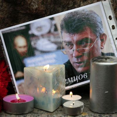 Ljus till Boris Nemtsovs minne.