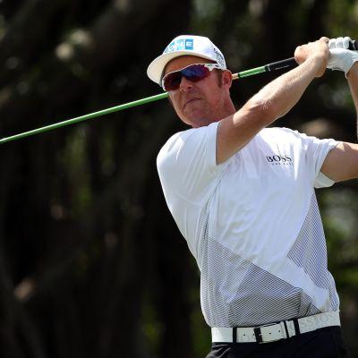 Mikko Ilonen inte i bra form i World Golf Championships 2015 i Miami