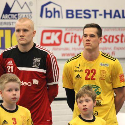 Nico Rönnberg från Cocks.