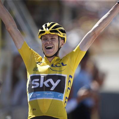 Chris Froome, Tour de France 2015.
