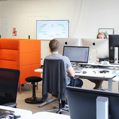 Nytt kontorshus för Op i Vallgård